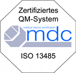 mdc certification badge